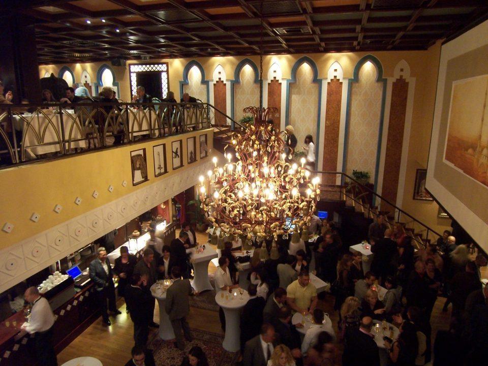 """Ориенталски ресторант """"Истанбул"""", Кемпински хотел – Зографски"""