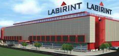 "Пристройка и преустройство на търговска сграда ""Лабиринт"" с ресторант, м.п.з.""Север"", Бургас"
