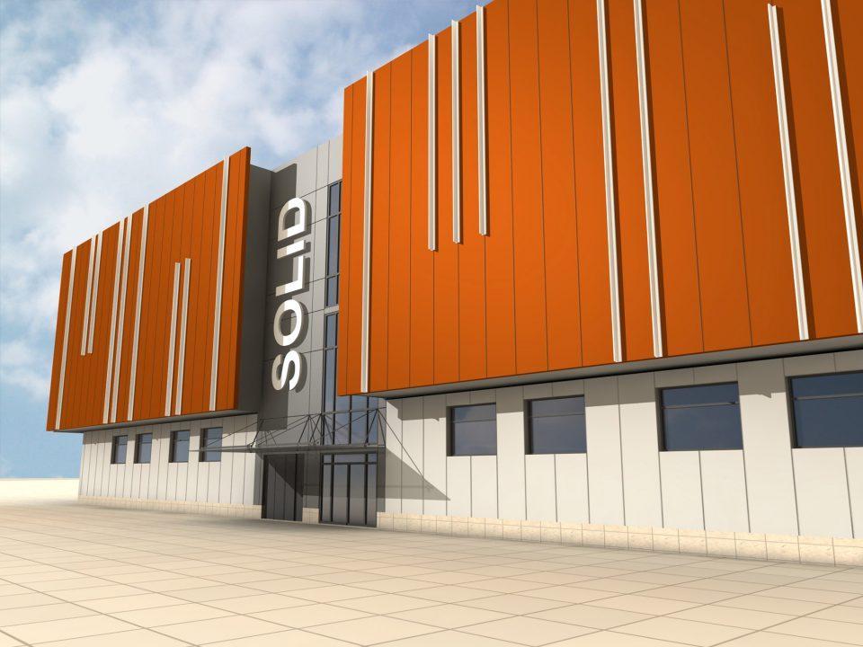 Предприятие за производства на врати със складове на СОЛИД 55 ООД, Елин Пелин