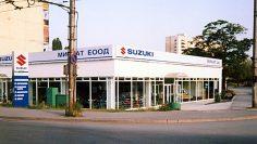 """Преустройство на супермаркет в изложбен салон на """"Сузуки"""""""