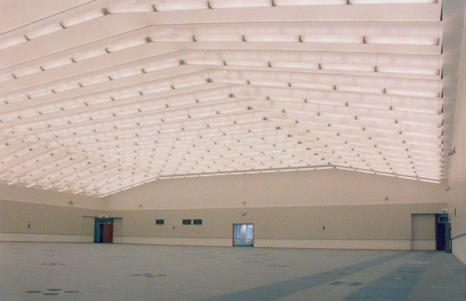 Реконструкция на зали за УВД /управление на въздушното движение/ – летище, гр.София