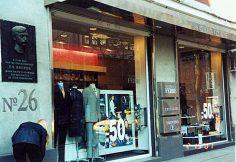 """Магазин за мъжка мода """"VIP boutique"""""""