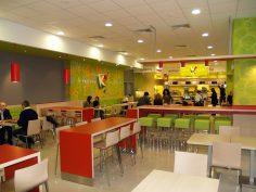 """Заведение за бързо хранене """"К- Експрес"""", Камбаните Бизнес Център"""