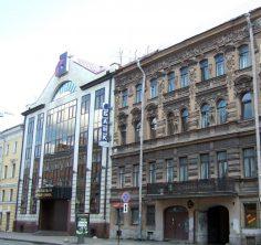 """Централен офис на банка """"Межкомбанк"""""""