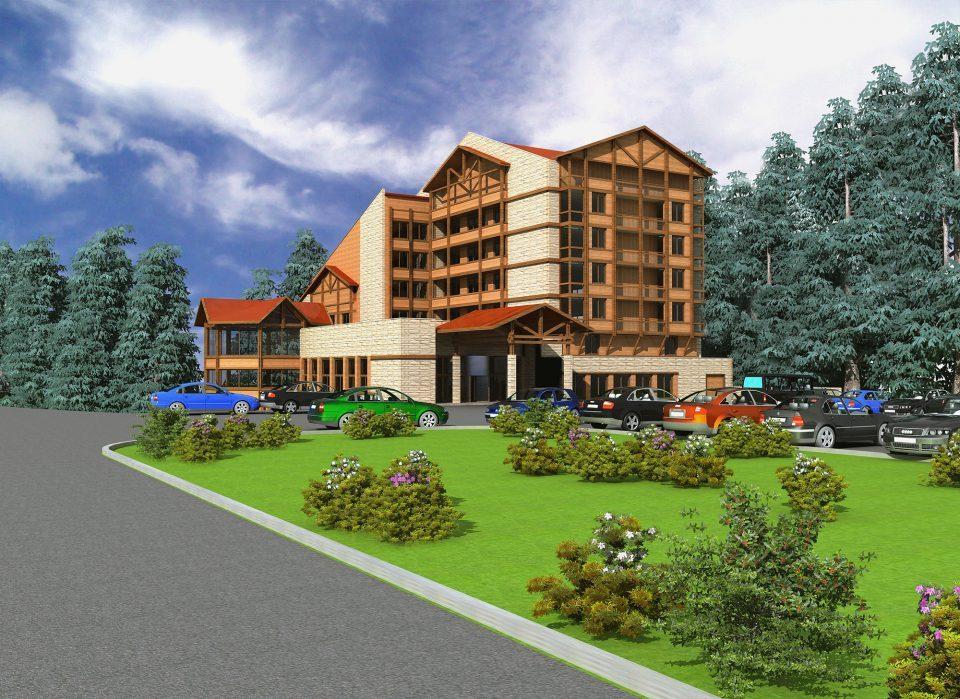 Хотел в курортен комплекс Пампорово
