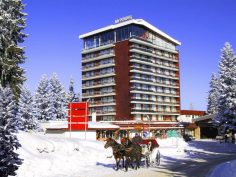 """Reconstruction of Murgavets grand hotel, Pamporovo – /client """"Royal holiday"""" J.S.Co/"""